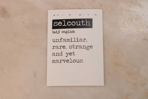Selcouth Card