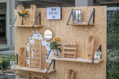 launch Bobini Roots @ FeelGood Market Eindhoven