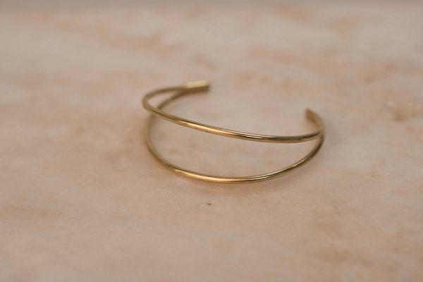 Double Cuff - Brass Normal 1.2