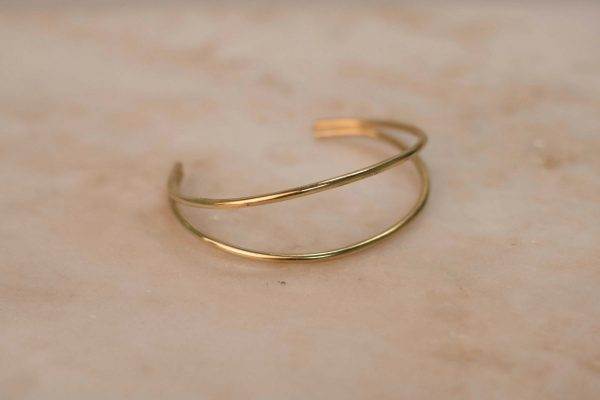Double Cuff - Brass Normal 2.1