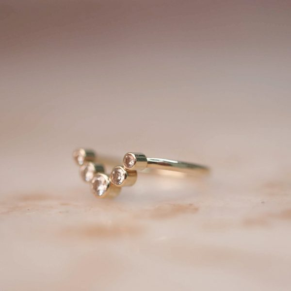 14k-gold-ARCH-ring-with-Moissanite-2