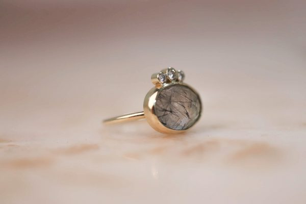 14k-gold-Oval-Rutile-Quartz-Ring-with-Triple-Moissanite-3.