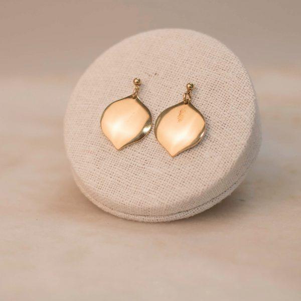 Morrocan Earrings - Brass 1.1