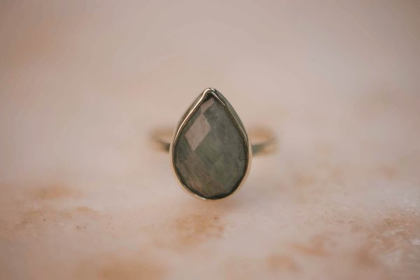 Teardrop-Aquamarine-Ring-14k-Gold-1.