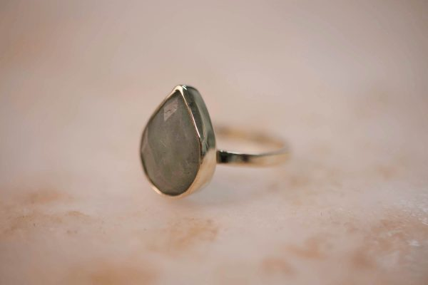 Teardrop-Aquamarine-Ring-14k-Gold-2