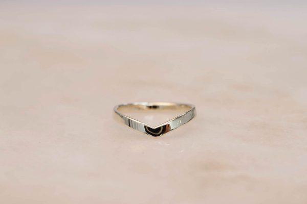 Contour Ring - 14k Gold