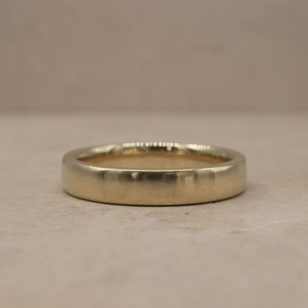 4 mm Rounded Ring